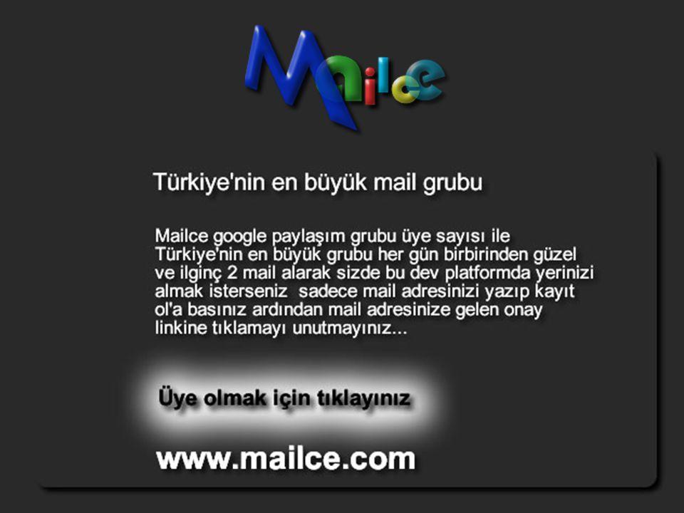 Bu sunum toplumsal bilgilendirme amaçlı olarak hazırlanmıştır. Geniş Bilgi : www.ruşeym.com