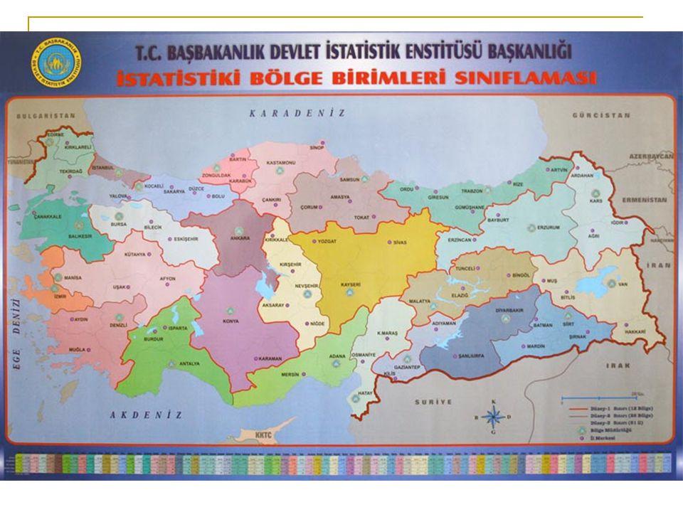 İlgili merciler  Başbakanlık  İçişleri Bakanlığı  Devlet Planlama Teşkilatı