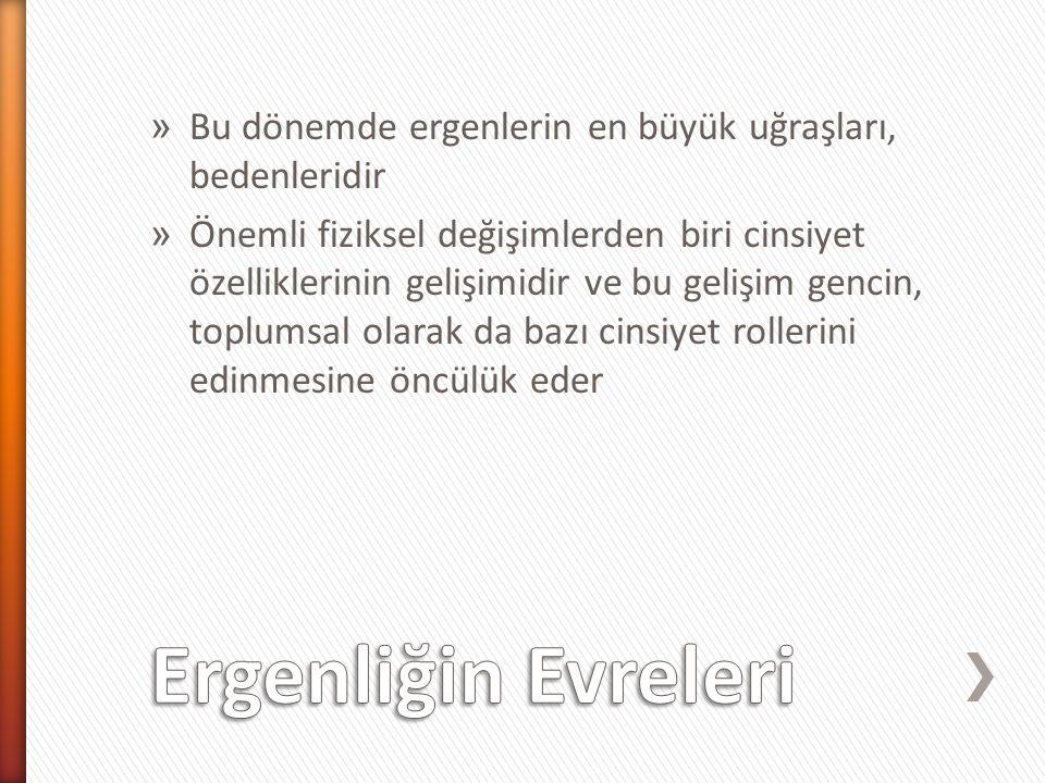 1.Koç M.(2004). Gelişim Psikolojisi Açısından Ergenlik Dönemi ve Genel Özellikleri.