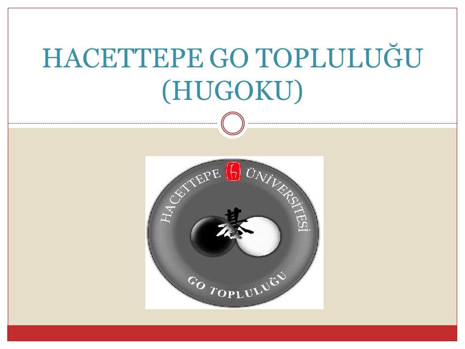  18-19 Mayıs 2013 Tarihinde 8.Ulusal Hacettepe Go Turnuvası düzenlenmesi planlanmaktadır.