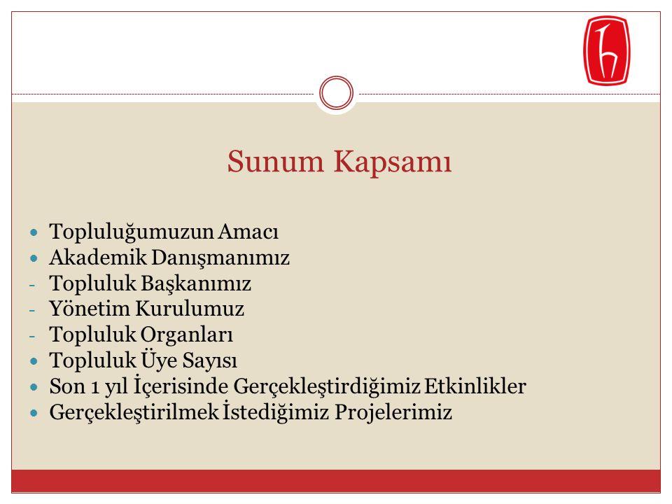 HUGOKU'nun Amacı: Go sporunu Hacettepe Üniversitesi bünyesinde yaşatmak, üye adaylarına bu sporu öğretmek, bu sporun yayılmasını sağlamak ve Hacettepe Üniversitesi'nin, Türkiye'de go alanında ismini duyurmak ve prestijini arttırmak.