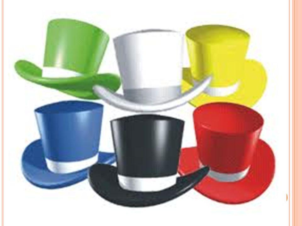 Altı Şapka Tekniği dünyanın en yaratıcı düşünme tekniği olarak anılır.