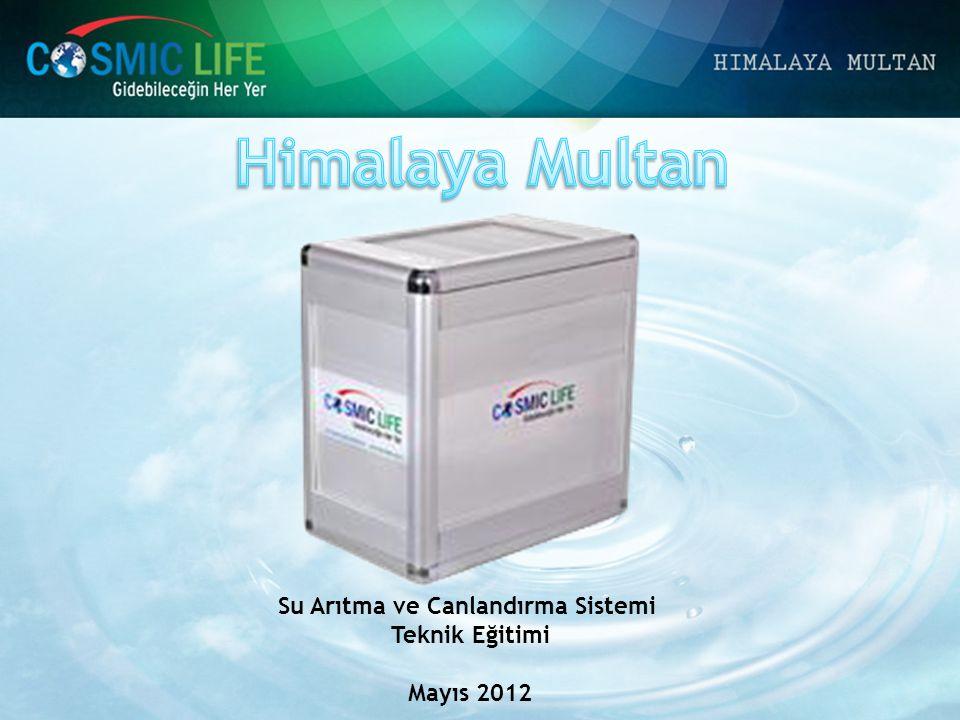 Su Arıtma ve Canlandırma Sistemi Teknik Eğitimi Mayıs 2012