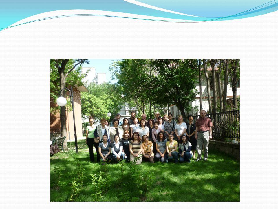 Faaliyetler/Projeler Bütün dünya kitabın içinde : Çocuklar ile kütüphane ve anaokularında okuma- ve dil eğitimi için oyun ve yöntemler 3 gün Ankara (Tarih: 20.6.11 – 22.6.11)