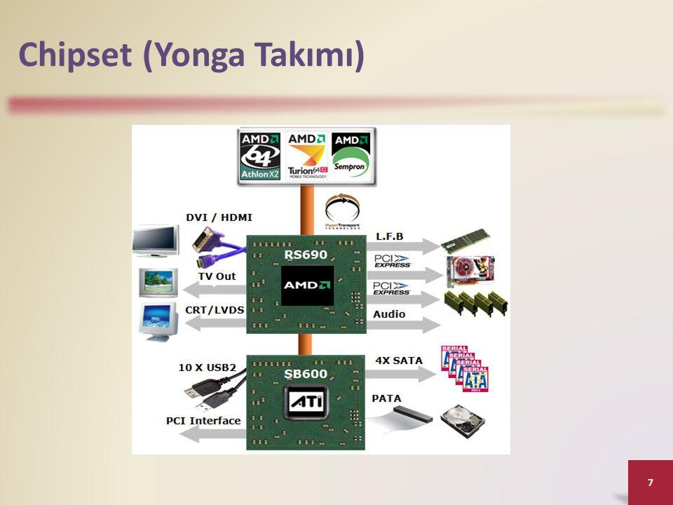 Chipset (Yonga Takımı) 7