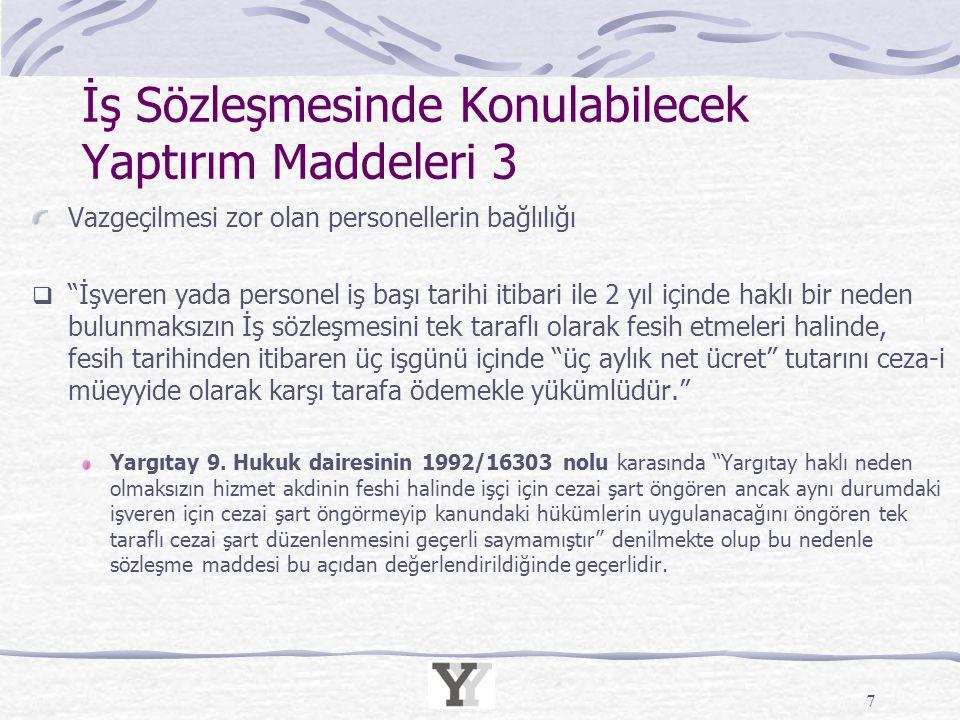Ödemelerin Banka Kanalı ile Yapılması İşyerleri ve işletmelerinde İş Kanunu hükümlerinin uygulandığı işverenler ile üçüncü kişiler, Türkiye genelinde çalıştırdıkları işçi sayısının en az 10 olması hâlinde, çalıştırdıkları işçiye o ay içinde yapacakları her türlü ödemenin kanunî kesintiler düşüldükten sonra kalan net tutarını, bankalar aracılığıyla ödemekle yükümlüdürler. Yükümlülüğü yerine getirmeyenler için İş Kanunu'na tabi işyerleri için, işçi başına her ay için 100.-TL.idari para cezası, Her gemi adamı için 1.200.-TL idari para cezası, Her bir gazeteci için işverenine 1.500.-TL idarî para cezası verilecektir.