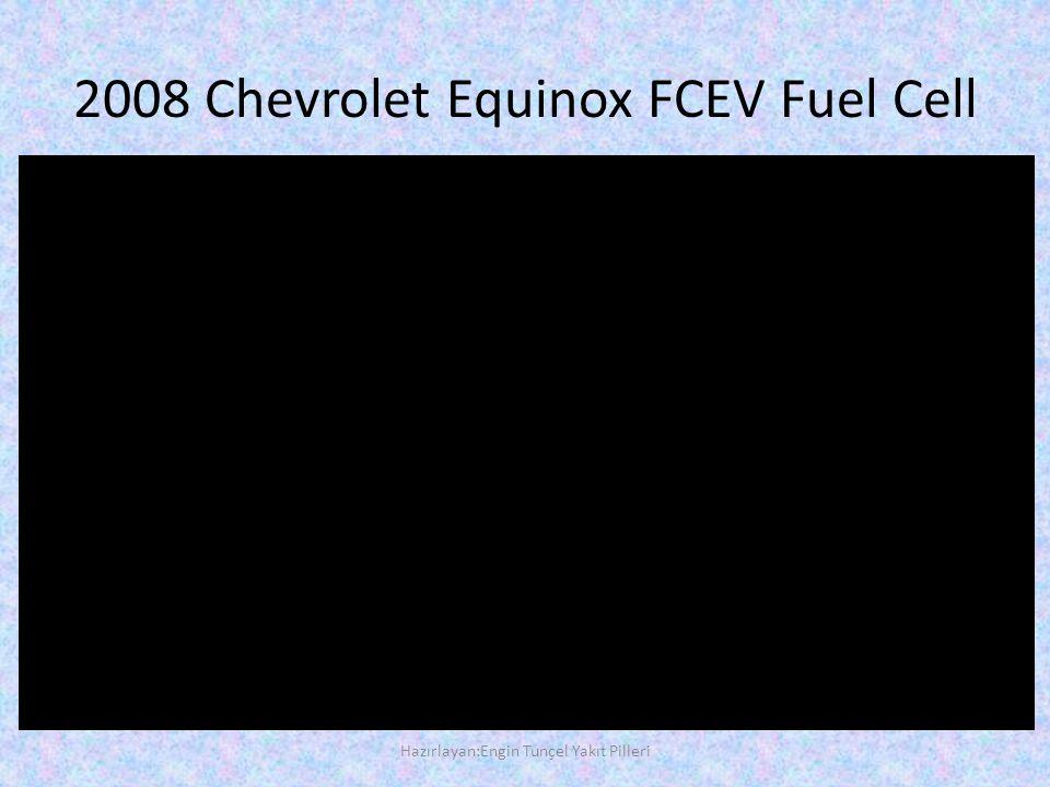 2008 Chevrolet Equinox FCEV Fuel Cell Hazırlayan:Engin Tunçel Yakıt Pilleri