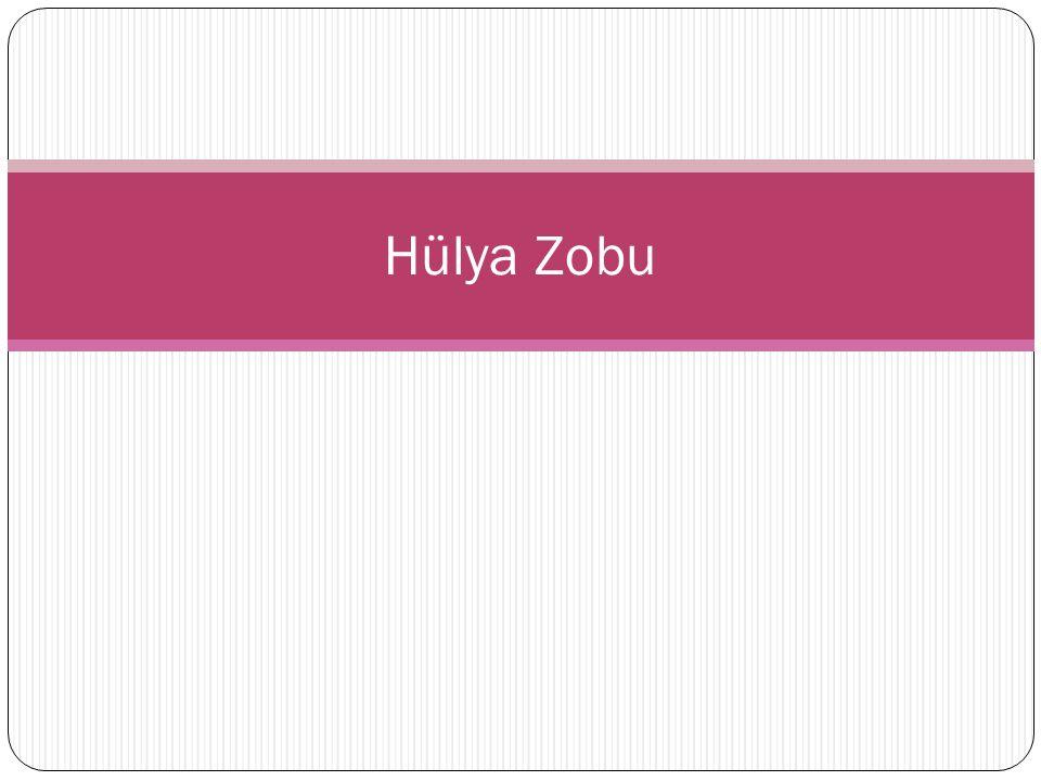 Hülya Zobu