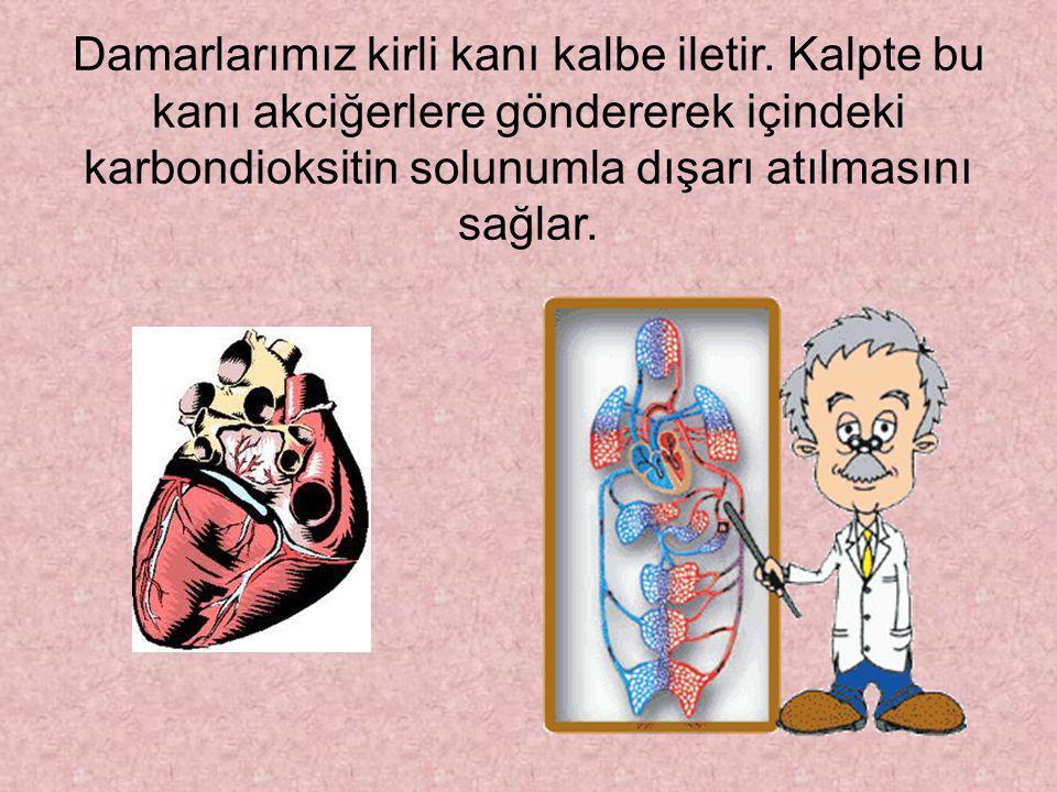 Vücudumuz için gerekli olan besinleri ve oksijeni, vücudun yapı ve organlarına, damarlar yolu ile ileten, kırmızı renkli sıvıya kan denir. Kanın içind