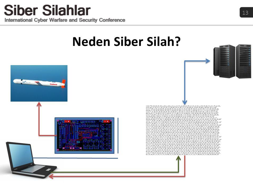 13 Neden Siber Silah?