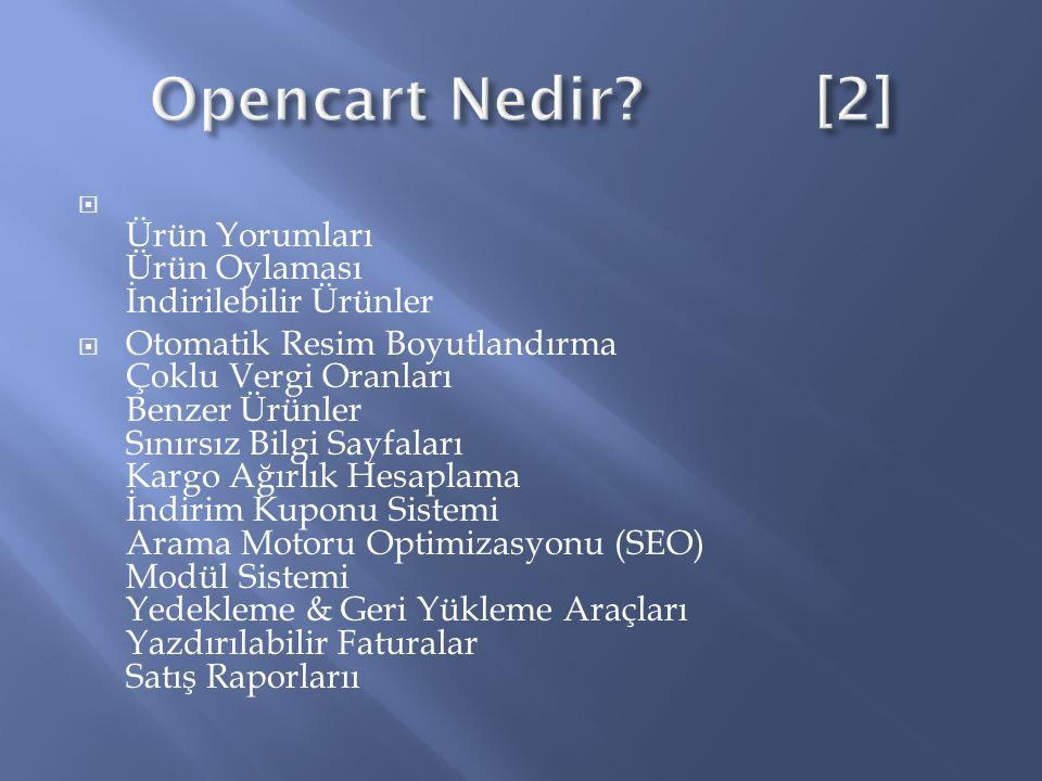  Opencart-tr.com adresinden dosyalarımızı indirelim  FTP programımızı açalım.