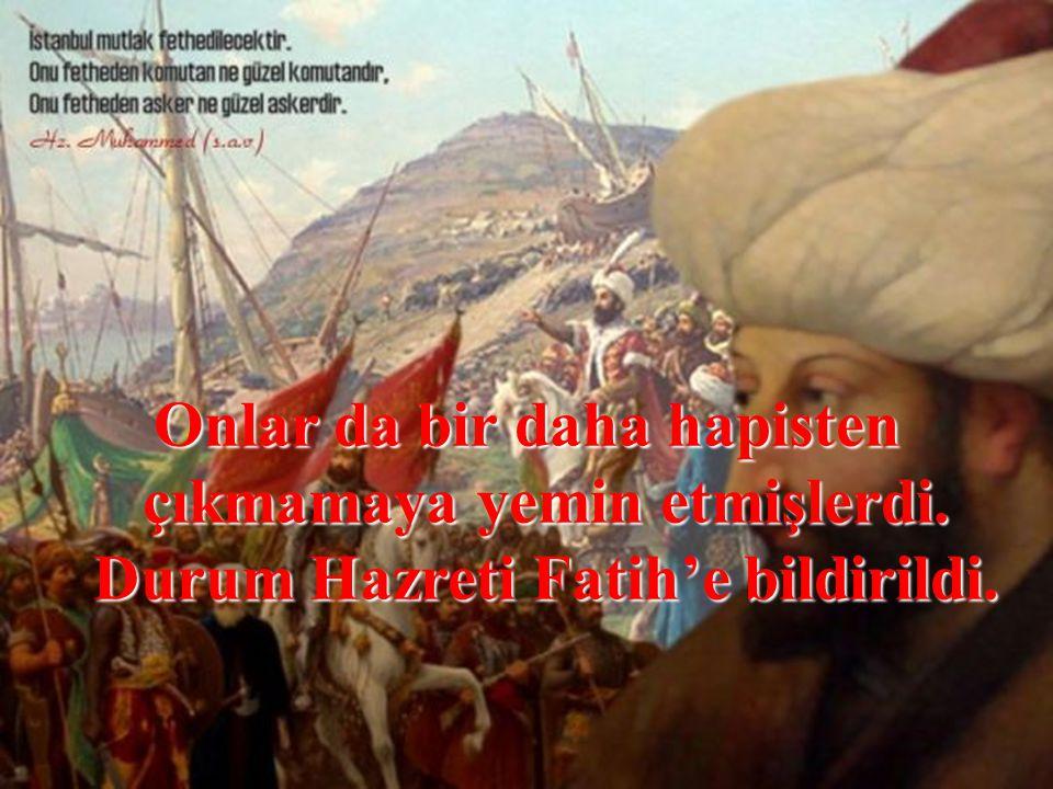 Papazlar Bizans imparatorunun halka yaptığı zülüm ve işkence karşısında ona adalet tavsiye ettikleri için hapse atılmışlardı.