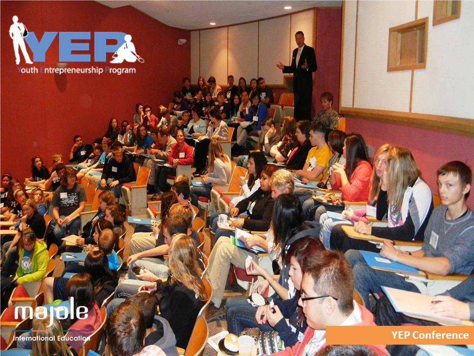 YEP Conference