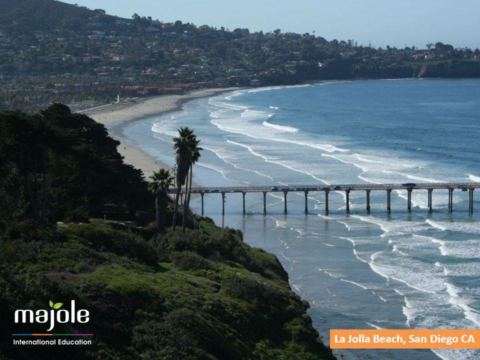 La Jolla Beach, San Diego CA