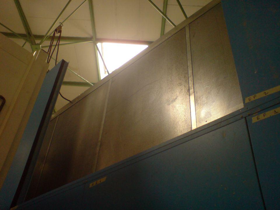 Çınlanım Odaları  Katı doğuşlu seslere karşı yalıtım için odalar yüzer döşeme üzerinde inşa edilirler.