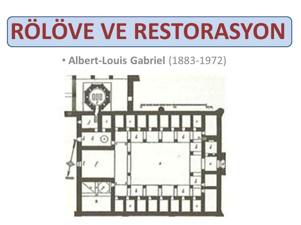 • Albert-Louis Gabriel (1883-1972)