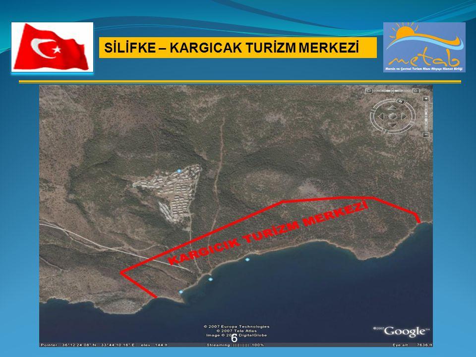 YAPILAN İŞLER: -Bölgenin hali hazır haritası tamamlanmıştır.
