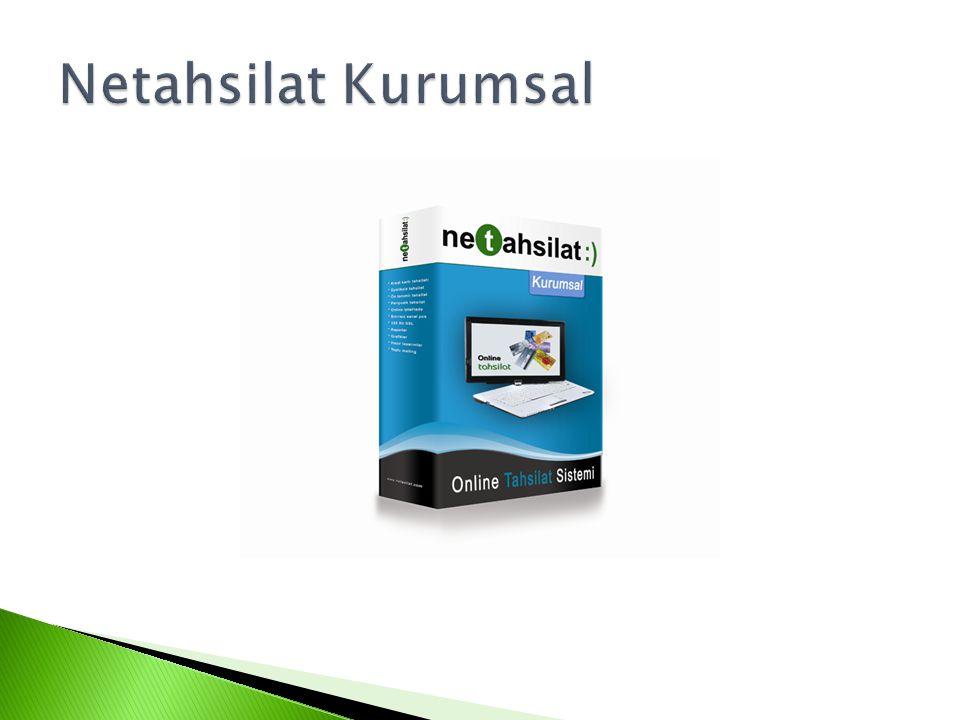 Netahsilat Kobi serisi küçük işletmelerin kullanımına yönelik e-tahsilat sistemleridir.