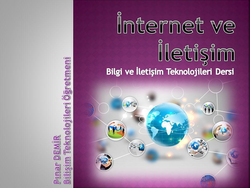  İnternet üzerinde gezinti yapmak için kullanılan programların geneline web tarayıcı denir.