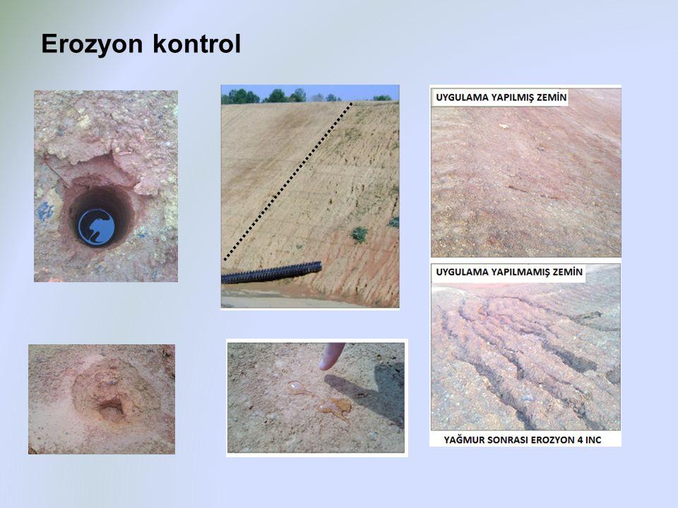 Erozyon kontrol