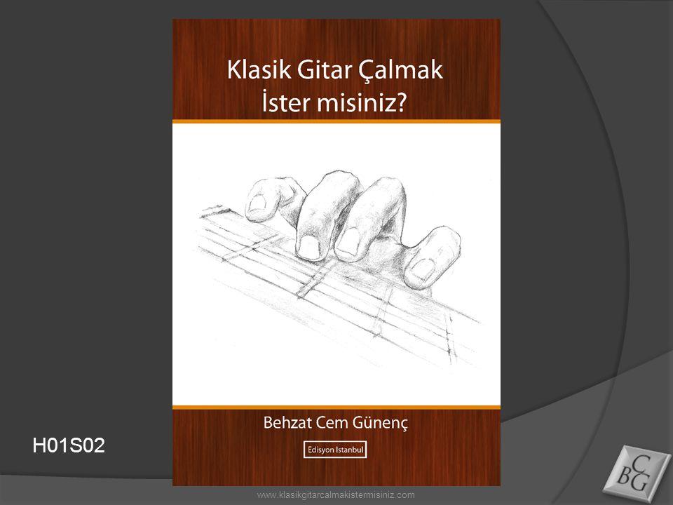 www.klasikgitarcalmakistermisiniz.com H01S02