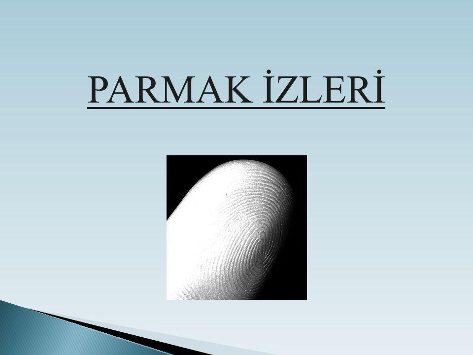 PARMAK İZLERİ