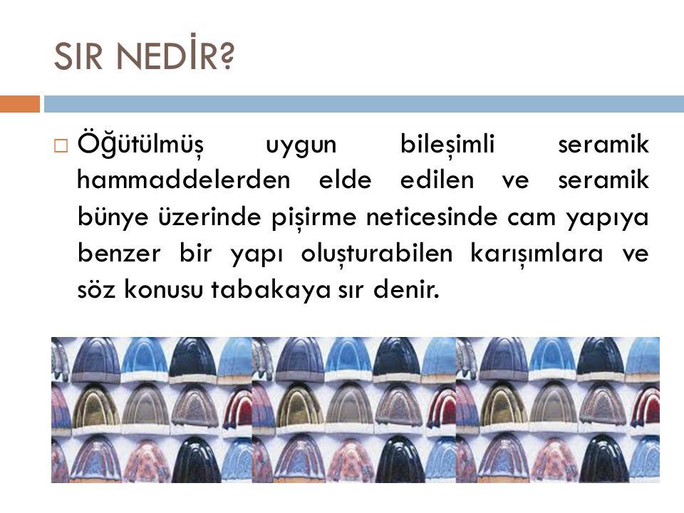 SIR NED İ R.