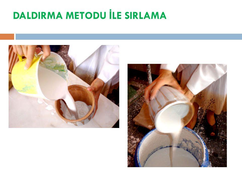 DALDIRMA METODU İ LE SIRLAMA