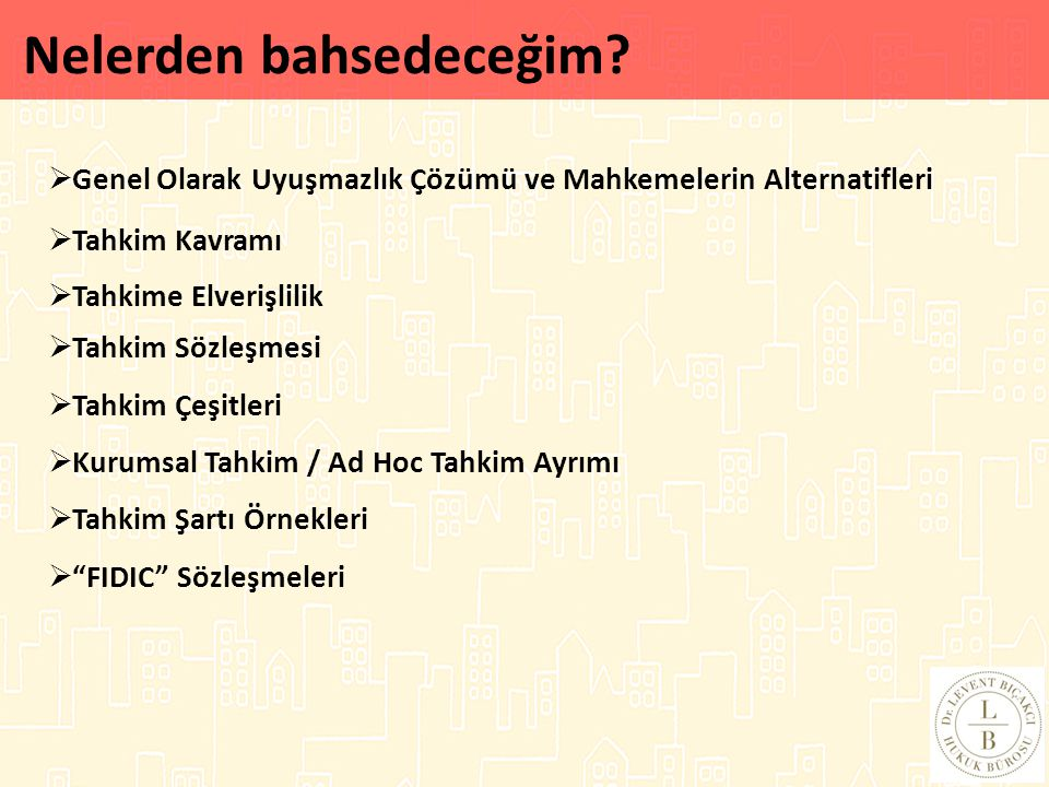 KURUMSAL TAHKİM – İSVİÇRE TİCARET ODASI All disputes arising out of or in connection with the present contract shall be finally settled under the Rules of Arbitration of the International Chamber of Commerce by one or more arbitrators appointed in accordance with the said Rules.