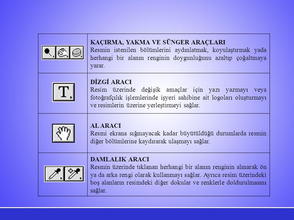 1- Change the text orientation: Yazının yönünü değiştirir yani o an yazımız dikeyse yatay; yataysa dikey olur.