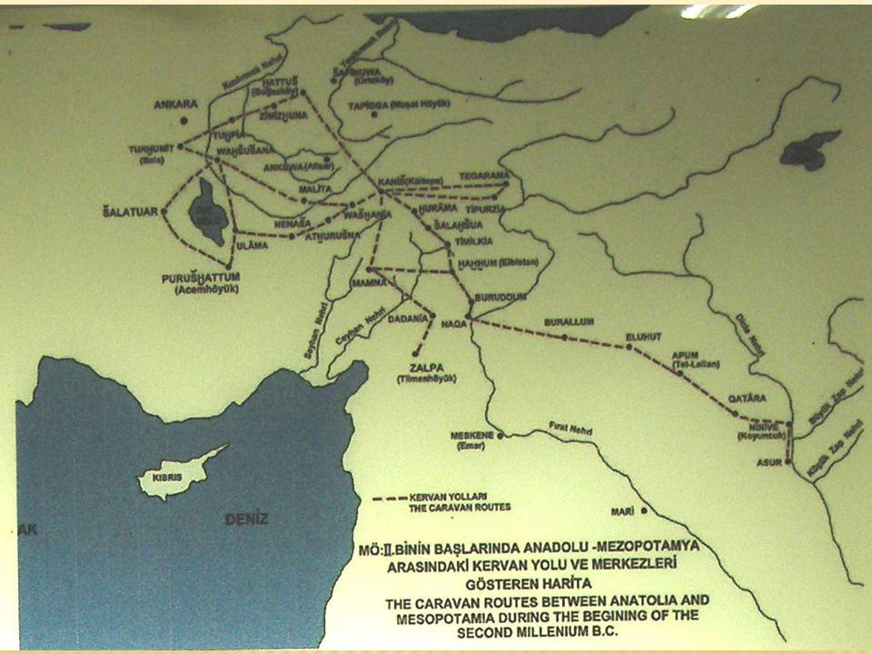  Suriye egemenliği için Mısırlı'larla savaş  Tarihin bilinen ilk meydan savaşı ( 1296)  Tarihin bilinen ilk yazılı antlaşması Kadeş (1280)