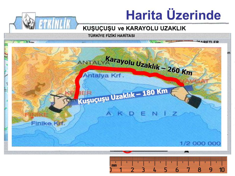 Harita Üzerinde Ölçüm Kastamonu-İstanbul 6 Cm 1 Cm 70 Km 6 Cm Kaç Km 'dir İstanbul - Kastamonu Arası İstanbul - Kastamonu Arası kaç km 'dir, Ölçelim m