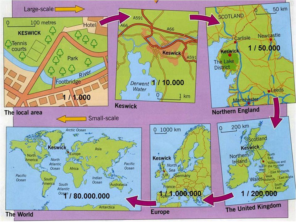 ÖLÇEK NEDİR.•Yeryüzü şekillerinin birebir haritasının çizilmesi mümkün değildir.