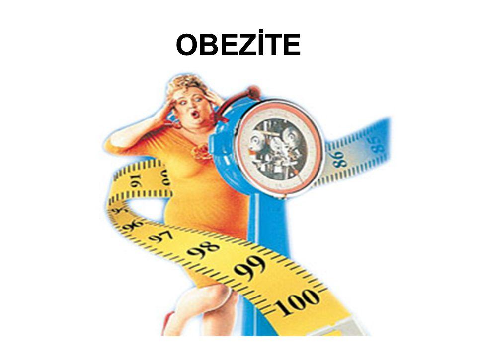 • Diyet Tedavisi: Kilo kaybı i ç in enerji a ç ığı yaratacak şekilde bir diyet planlanması tedavinin temelini oluşturur.