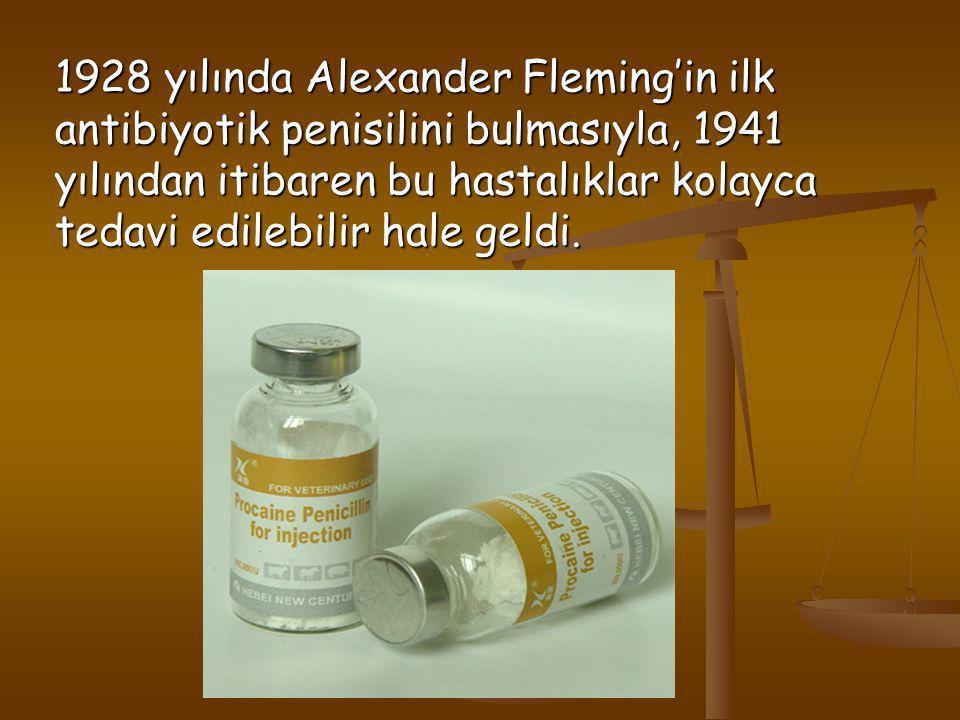 Enfeksiyon hastalıklarına karşı sağlanan bu büyük başarıdan sonra antibiyotiklere Mucize İlaç gözüyle bakılmaya başlandı.
