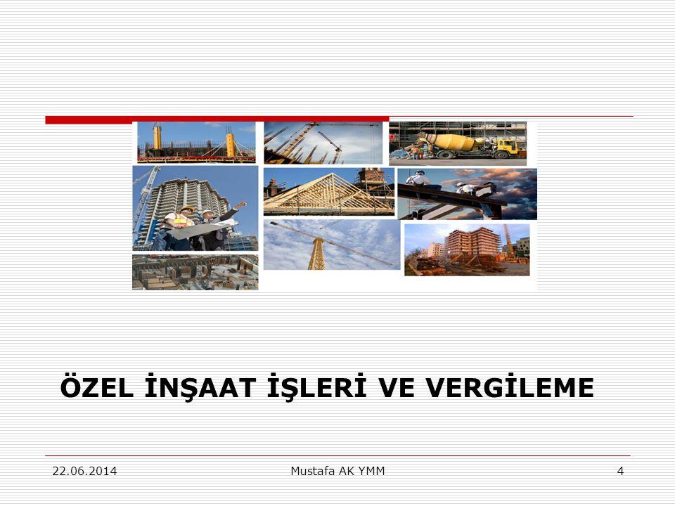 Kat Karşılığı İnşaat İşlerinde Özellikli Durumlar  İŞLEM: 18/05/2009 tarihinde Denetim Yapı Denetim Ltd Şti tarafından yer sahibi Ali Kanmaz adına 10.000+KDV fatura düzenlenmiştir.