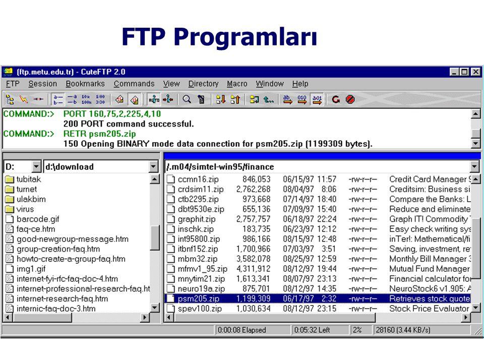 FTP Programları