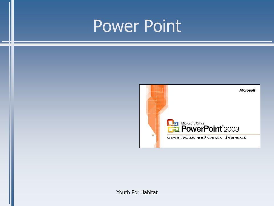 Youth For Habitat Windows XP'ye Giriş •Farenin Kullanımı •Masaüstü •Görev Çubuğu •Dosya ve Klasörler •Penreceler •Oturum ve Bilgisayarı Kapatma