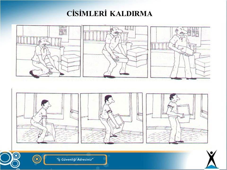 CİSİMLERİ KALDIRMA