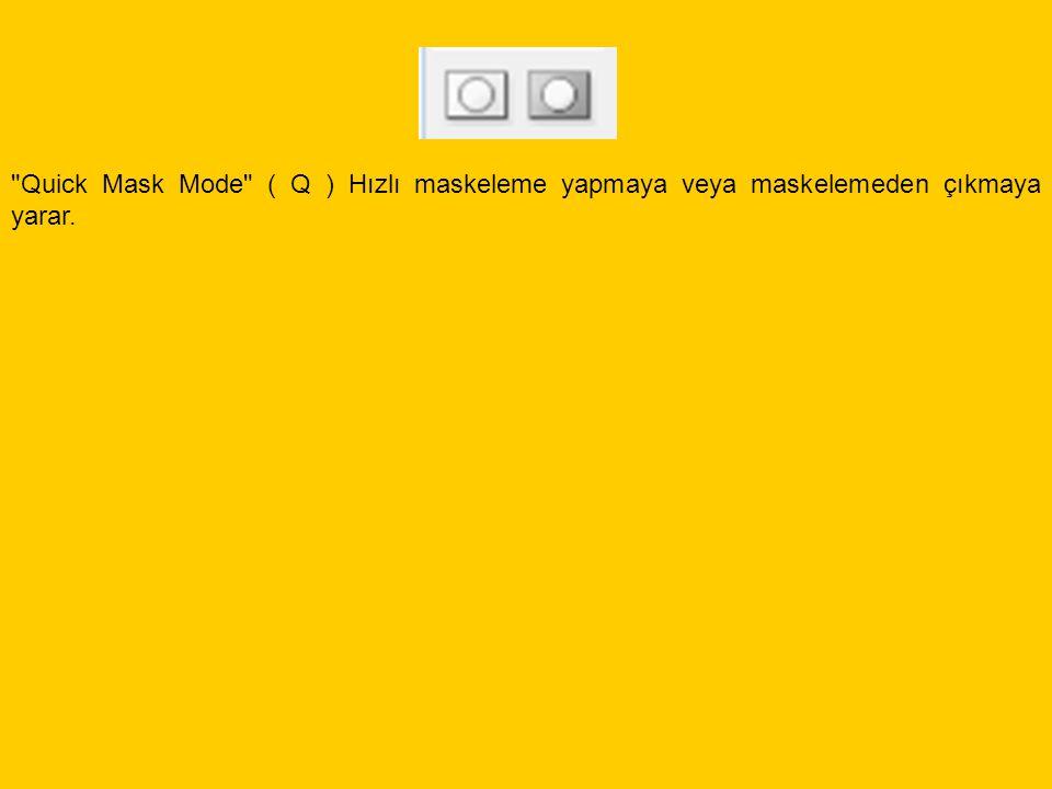 MENÜLER -File Menüsü- New: Yeni bir dosya açar.Open: Kayıtlı bir resmi açar.