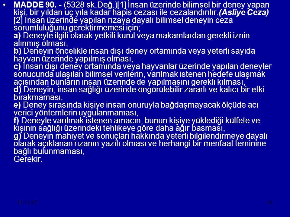 11/11/0516 •MADDE 90.