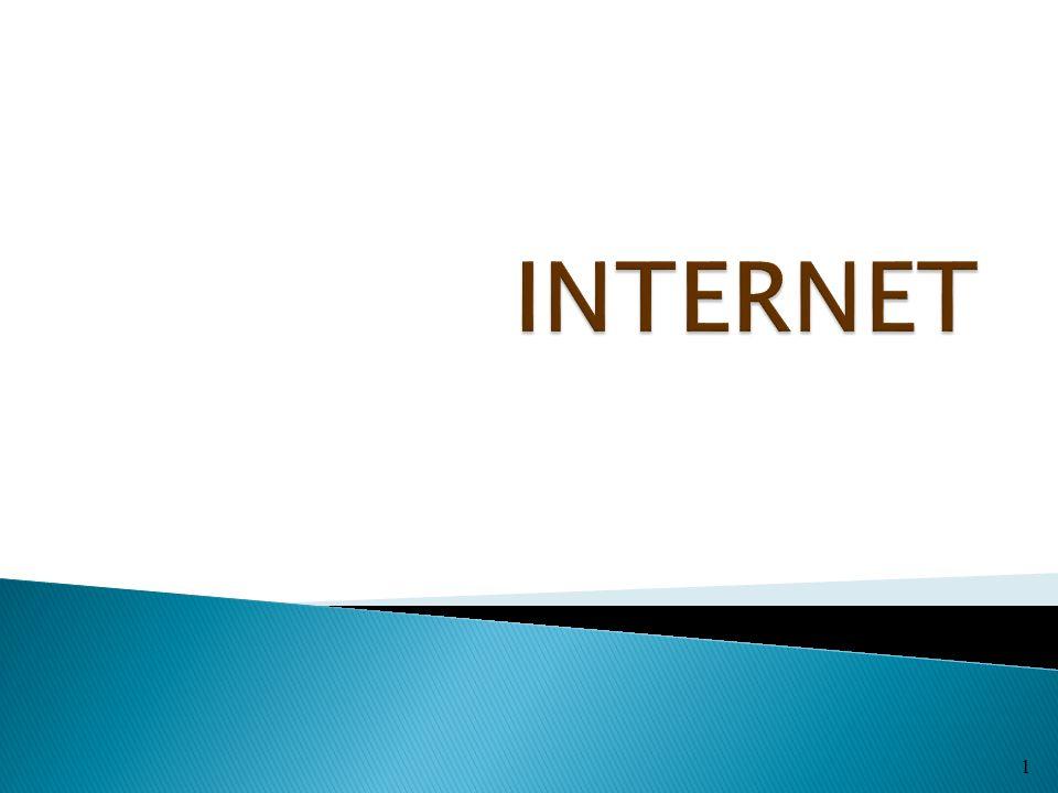  Internet, bilgisayar ağlarını kapsayan uluslararası bir ağdır  Türkiye ilk olarak Orta Doğu Teknik Üniversitesi'nin yaptığı çalışmalar sonucunda, 12 Nisan 1993 tarihinde Internet ağına bağlanmıştır.