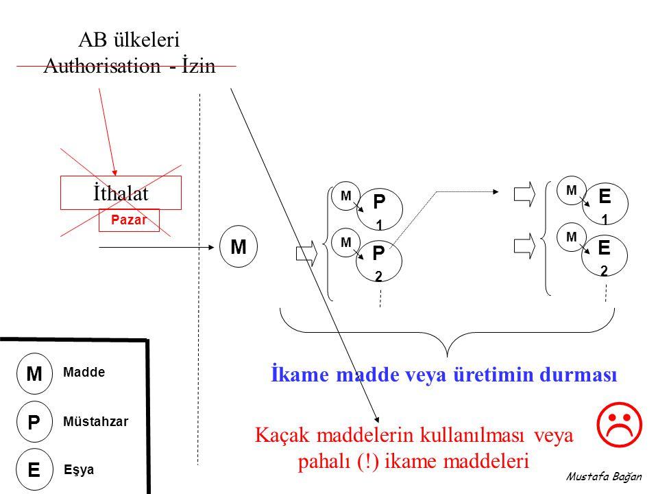 egistration R Kayıt valuation E Değerlendirme A uthorisation İzin emicals ChCh Kimyasallar (and Restriction of)(kısıtlama) Mustafa Bağan
