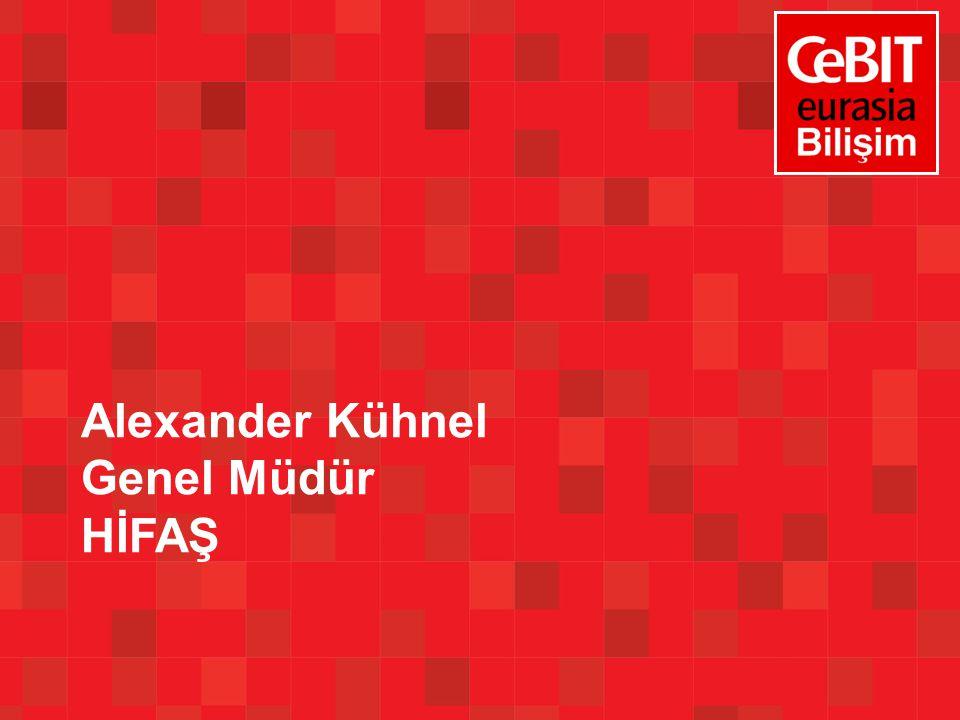 Alexander Kühnel Genel Müdür HİFAŞ