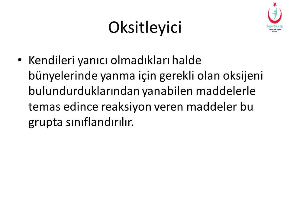 Alevlenir • F • R10 Biyosidal Ürün Etiketleri - Çevre Mühendisi Selim ATAK Mesul Müdür Eğitimi - 25-30 Mart 2013 - Ankara 20 R10 Alevlenir