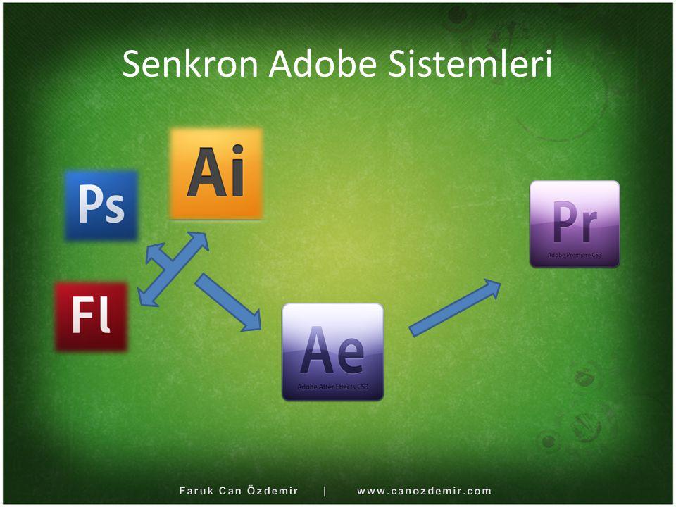 Senkron Adobe Sistemleri