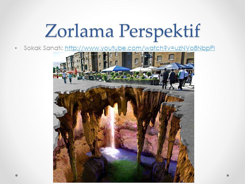 Zorlama Perspektif • Sokak Sanatı: http://www.youtube.com/watch?v=uzNVo8NbpPIhttp://www.youtube.com/watch?v=uzNVo8NbpPI