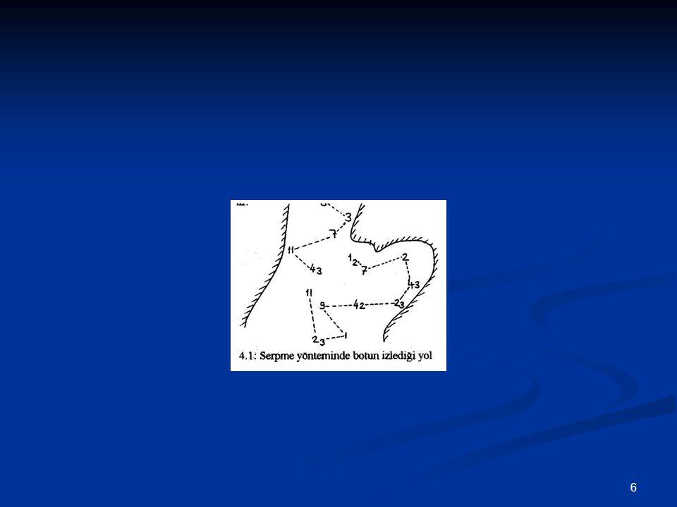 47 KONUM ÖLÇMELERİ KONUM BELİRLEME YÖNTEMLERİ GPS