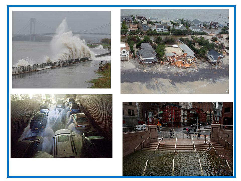 Sandy Kasırgası, Ekim 2012