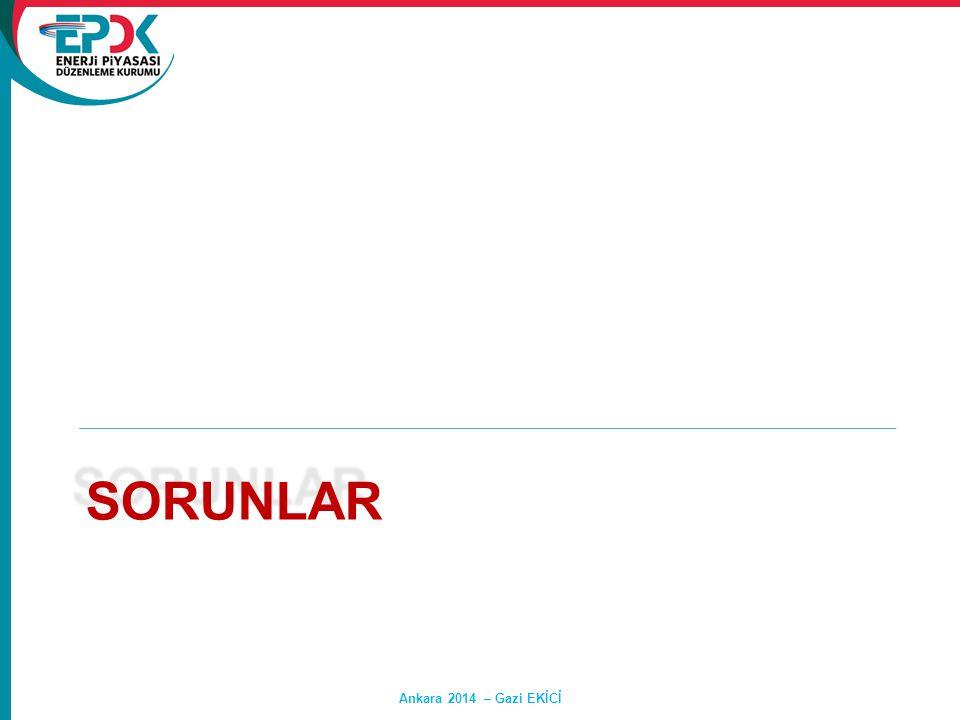 SORUNLAR Hasan SAY Ankara 2014 – Gazi EKİCİ